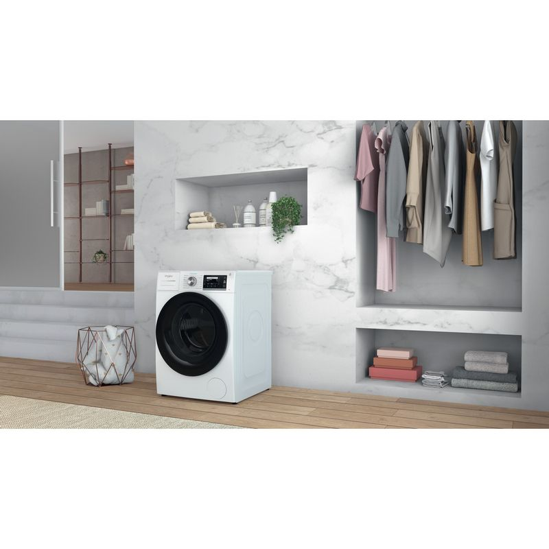 Whirlpool-Lave-linge-Pose-libre-W6-W945WB-FR-Blanc-Lave-linge-frontal-B-Lifestyle-perspective