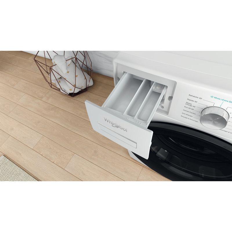 Whirlpool-Lave-linge-Pose-libre-W6-W945WB-FR-Blanc-Lave-linge-frontal-B-Drawer