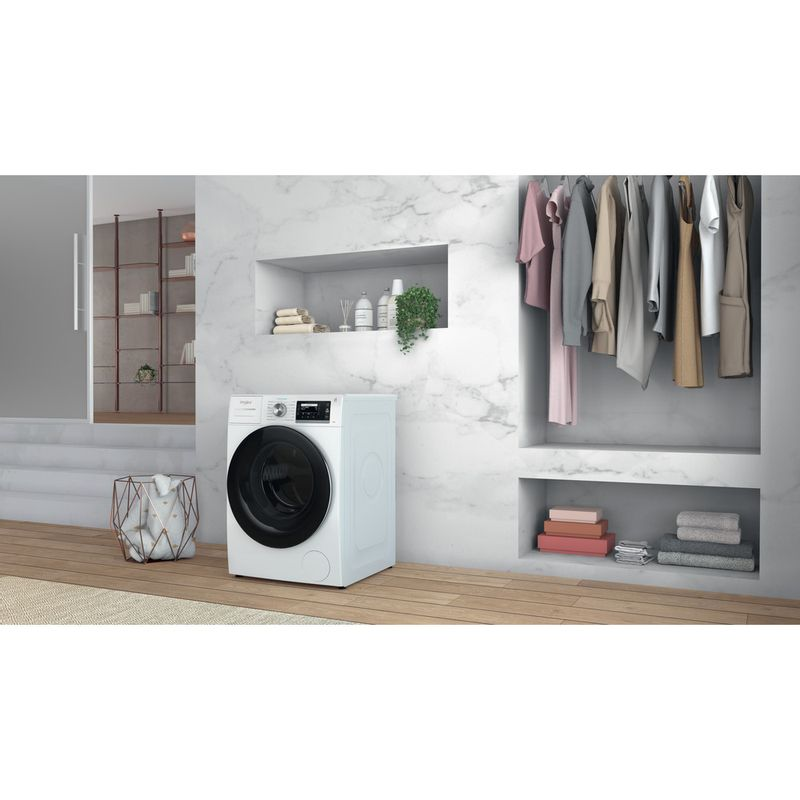 Whirlpool-Lave-linge-Pose-libre-W6X-W845WR-FR-Blanc-Lave-linge-frontal-B-Lifestyle-perspective