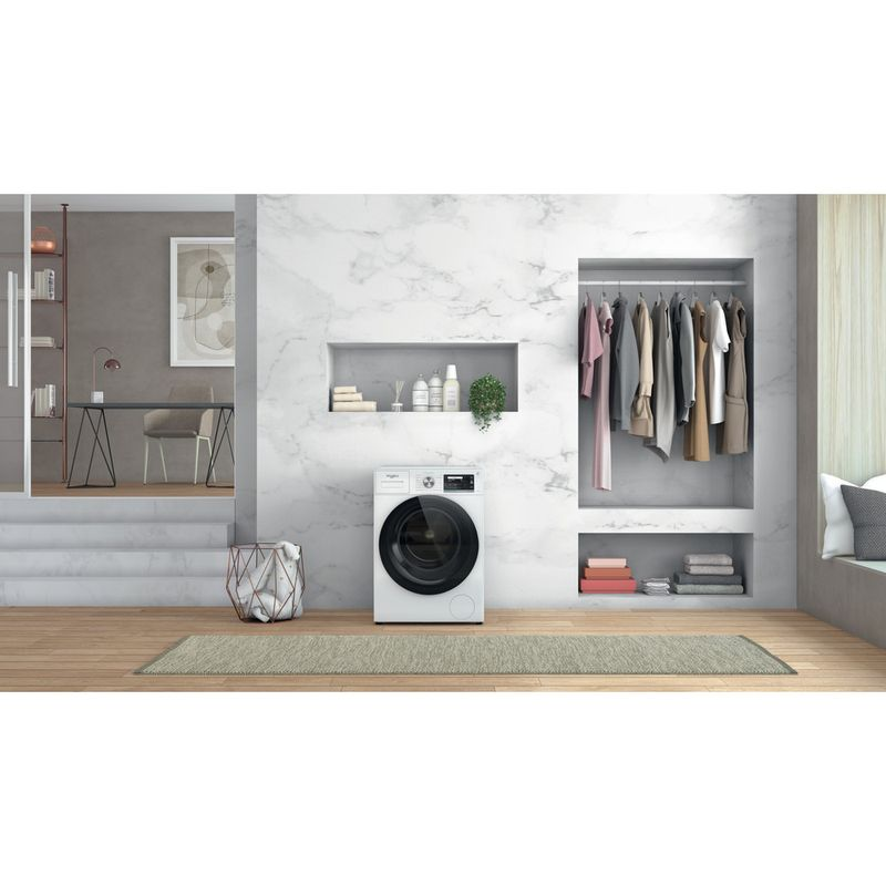 Whirlpool-Lave-linge-Pose-libre-W6X-W845WR-FR-Blanc-Lave-linge-frontal-B-Lifestyle-frontal