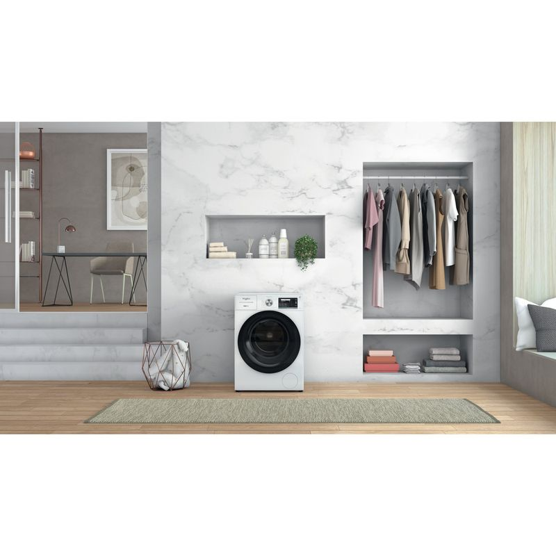 Whirlpool-Lave-linge-Pose-libre-W8-W046WB-FR-Blanc-Lave-linge-frontal-A-Lifestyle-frontal