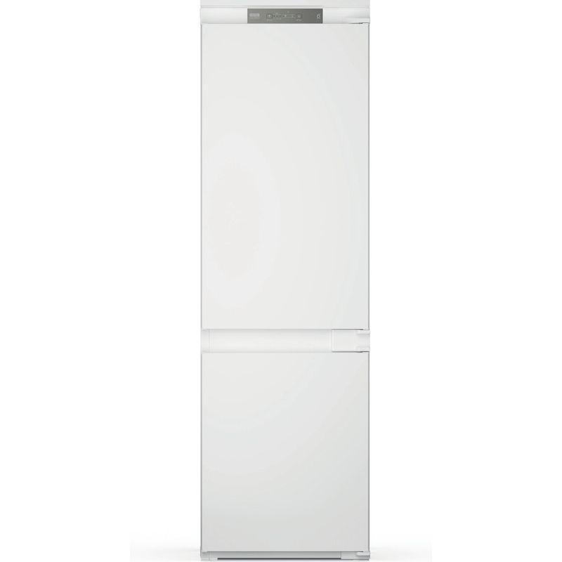 Whirlpool-Combine-refrigerateur-congelateur-Encastrable-WHC18-T323-P-Blanc-2-portes-Frontal