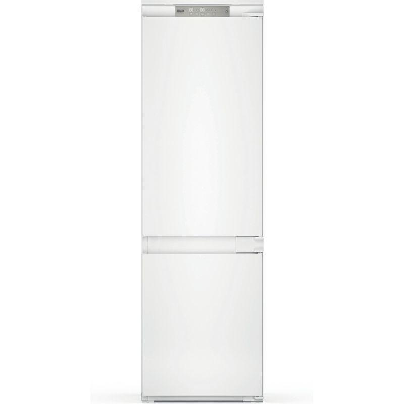 Whirlpool-Combine-refrigerateur-congelateur-Encastrable-WHC18-T574-P-Blanc-2-portes-Frontal