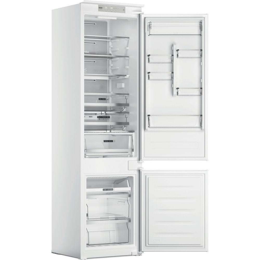 Whirlpool Réfrigérateur congélateur encastrable WHC20 T573 P : consultez les spécificités de votre appareil et découvrez toutes ses fonctions innovantes pour votre famille et votre maison.