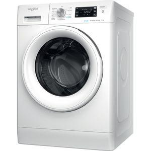 Lave-linge hublot posable Whirlpool: 9,0 kg - FFBS 9458 WV FR