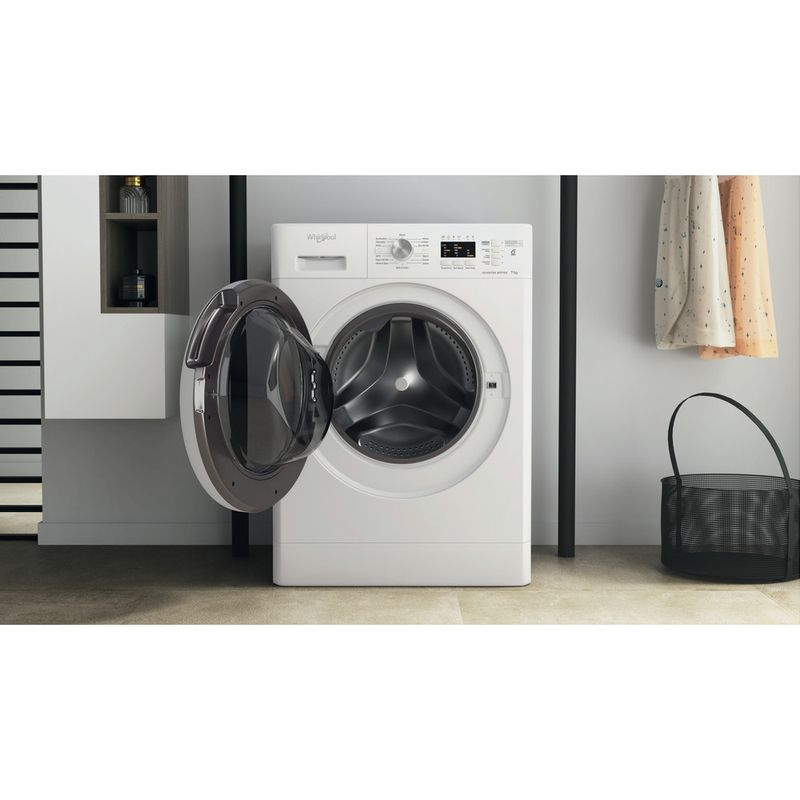 Whirlpool-Lave-linge-Pose-libre-FFBS-9458-WV-FR-Blanc-Lave-linge-frontal-B-Lifestyle-frontal-open