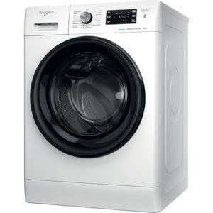 Lave-linge hublot posable Whirlpool: 8,0 kg - FFB 8458 BV FR