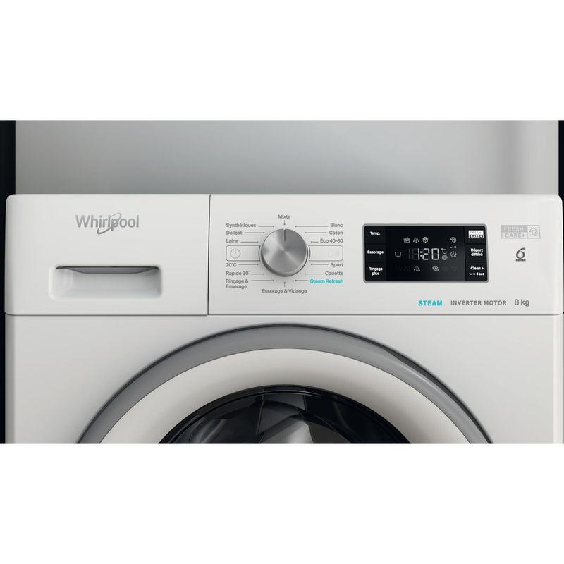 Whirlpool-Lave-linge-Pose-libre-FFBC-8458-SV-FR-Blanc-Lave-linge-frontal-B-Lifestyle-control-panel