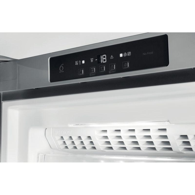 Whirlpool-Congelateur-Pose-libre-UW8-F2C-XBI-N-Optic-Inox-Lifestyle-control-panel