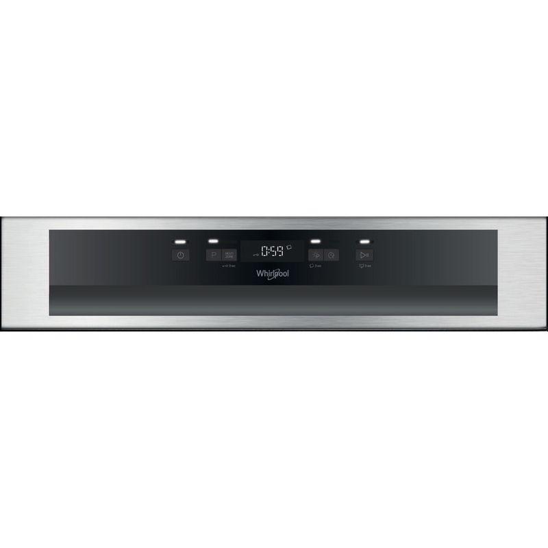 Whirlpool-Lave-vaisselle-Encastrable-WBO-3T123-PF-X-Semi-integre-A---Control-panel