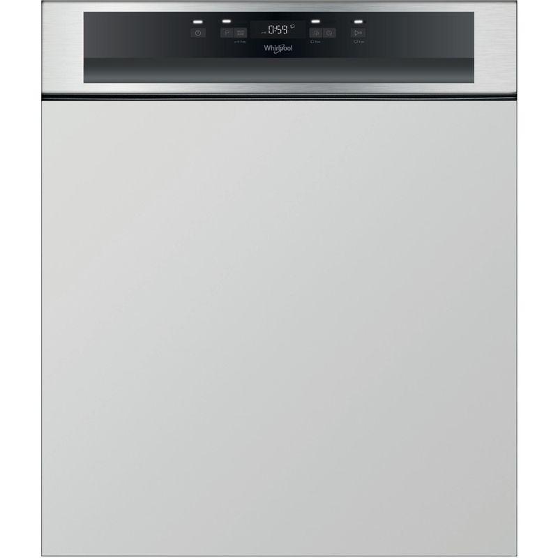 Whirlpool-Lave-vaisselle-Encastrable-WRBC-3C24-P-X-Semi-integre-A---Frontal