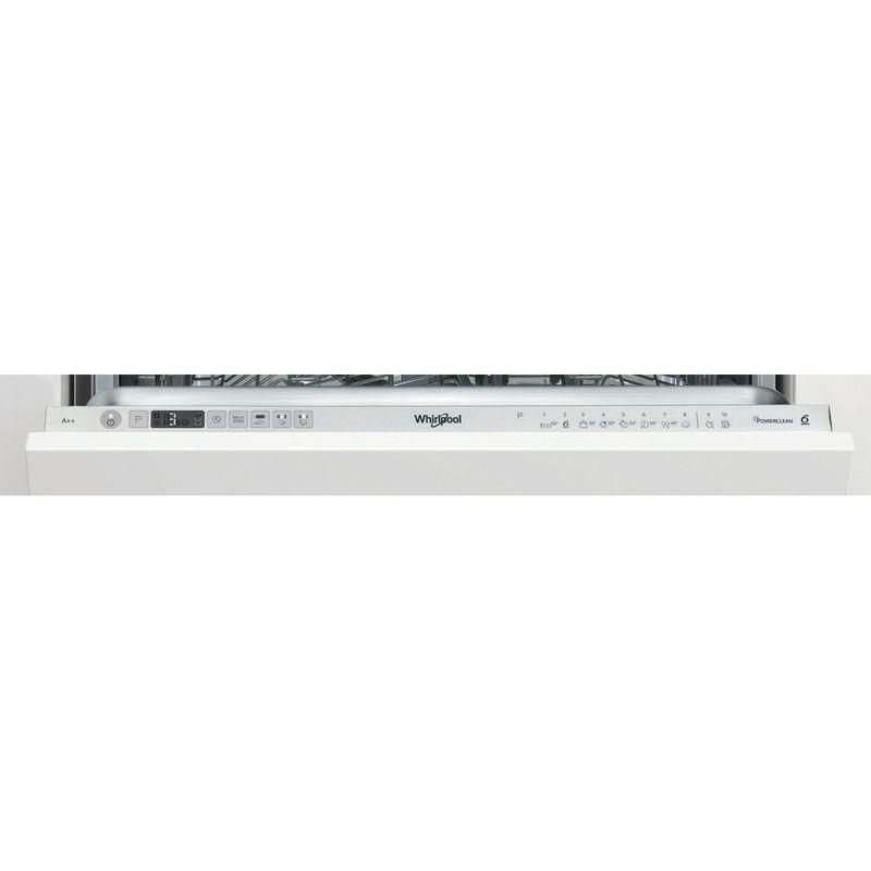 Whirlpool-Lave-vaisselle-Encastrable-WKCIO-3T123-PEF-Tout-integrable-A---Control-panel