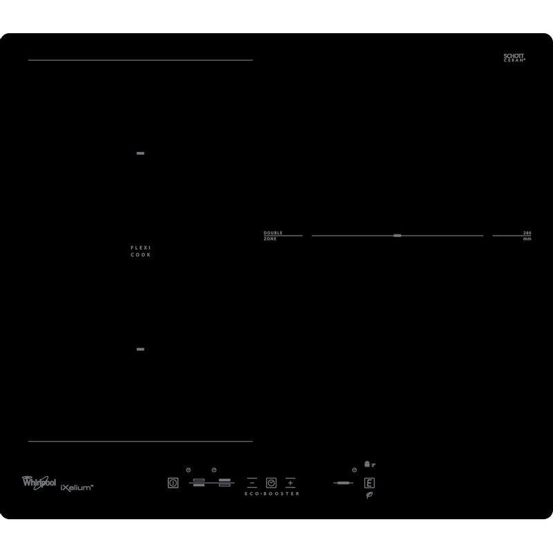 Whirlpool-Table-de-cuisson-ACM-825-NE-IXL-Noir-Induction-vitroceramic-Frontal
