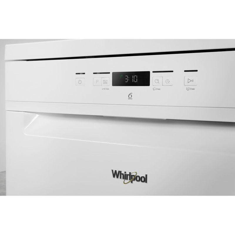 Whirlpool-Lave-vaisselle-Pose-libre-WRFC-3C26-Pose-libre-A---Control-panel