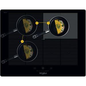 Plaque de cuisson induction 8 foyers SMP 658C/NE/IXL