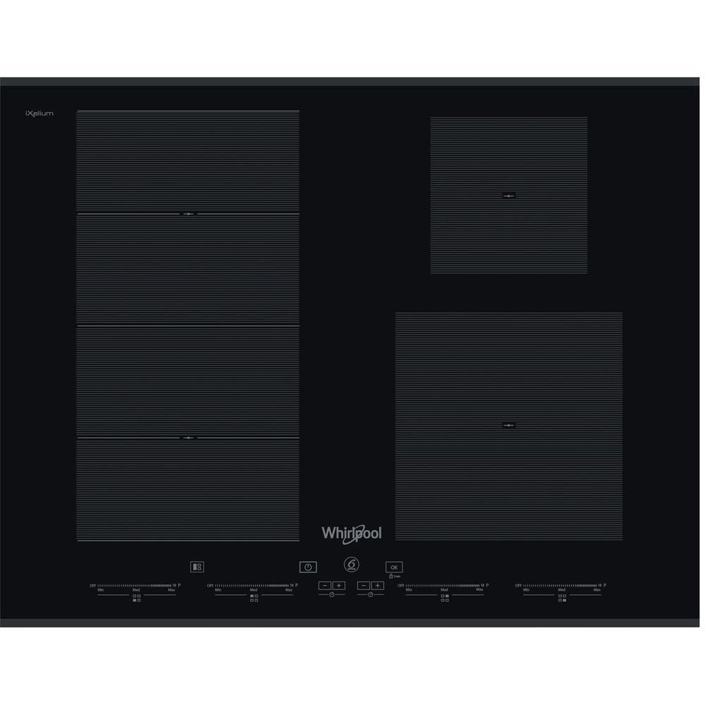 Whirlpool Plaque induction SMC 654 F/BT/IXL : consultez les spécificités de votre appareil et découvrez toutes ses fonctions innovantes pour votre famille et votre maison.