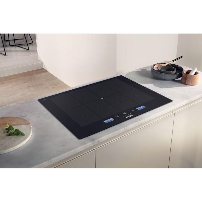 Whirlpool-Table-de-cuisson-SMP-778-C-NE-IXL-Noir-Induction-vitroceramic-Lifestyle-perspective