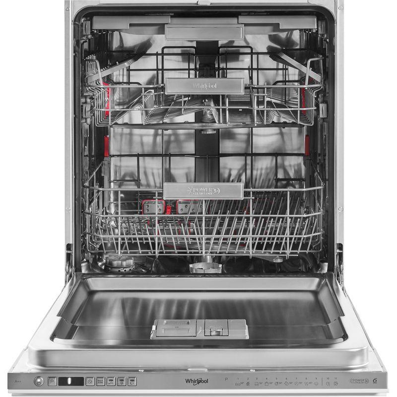 Whirlpool-Lave-vaisselle-Encastrable-WIO-3T122-PS-Tout-integrable-E-Frontal-open