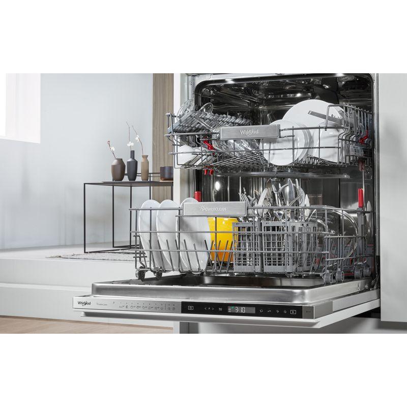Whirlpool-Lave-vaisselle-Encastrable-WIP-4O32-PT-Tout-integrable-A----Rack