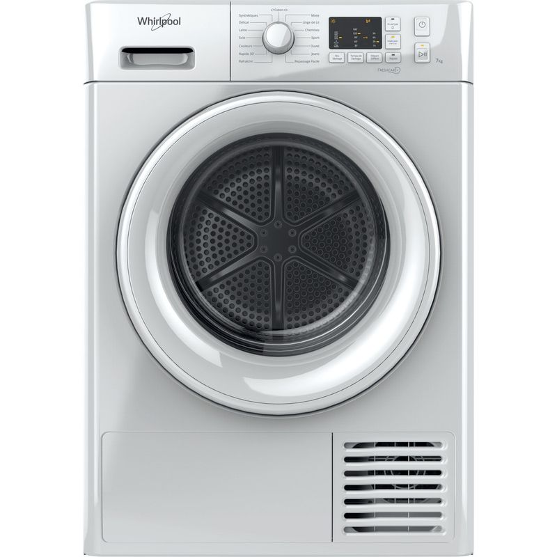 Whirlpool-Seche-linge-FT-CM10-7B-FR-Blanc-Frontal