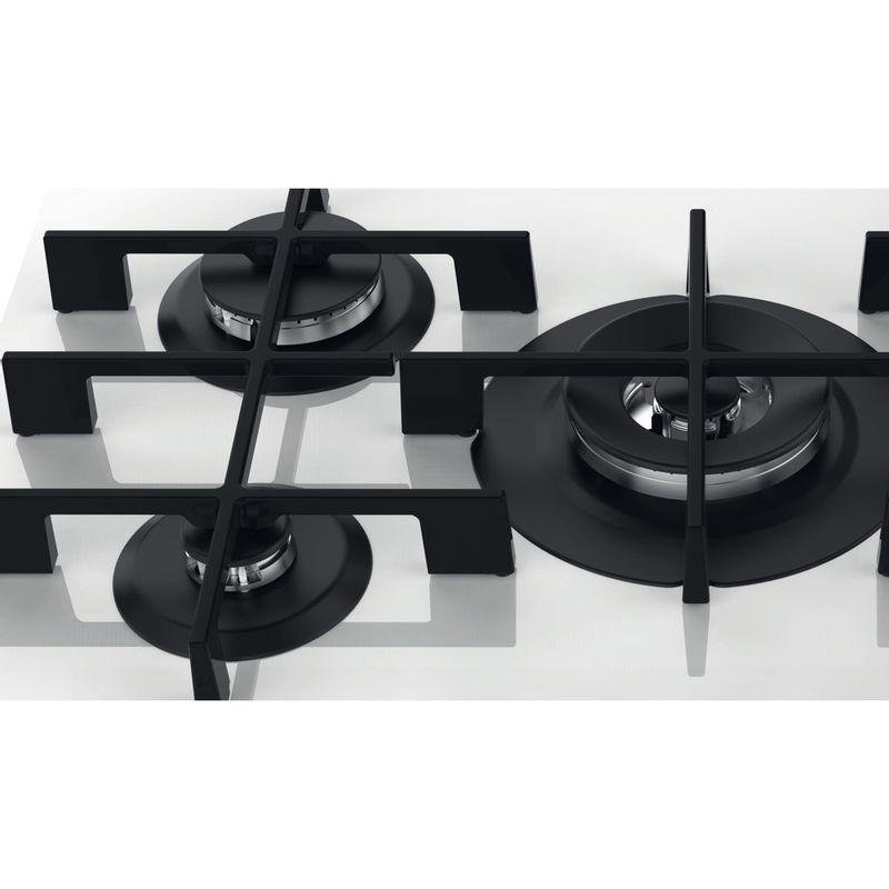 Whirlpool-Table-de-cuisson-GOW-7553-WH-Blanc-Gaz-Heating-element