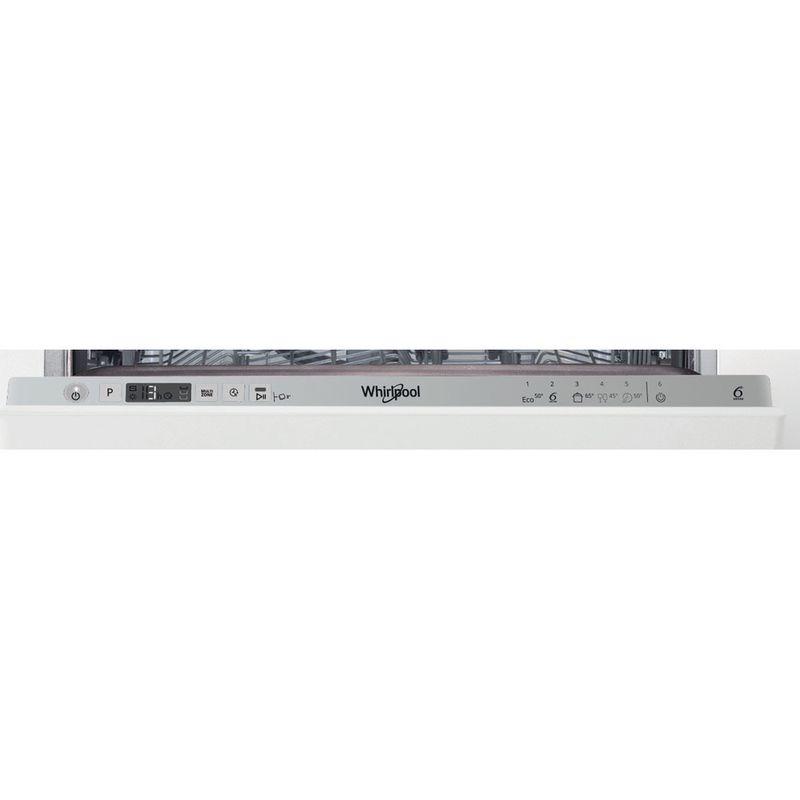 Whirlpool-Lave-vaisselle-Encastrable-WSIC-3M17-Tout-integrable-A--Control-panel