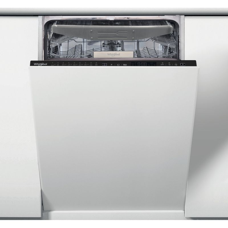 Whirlpool-Lave-vaisselle-Encastrable-WSIP-4O23-PFE-Tout-integrable-A---Frontal