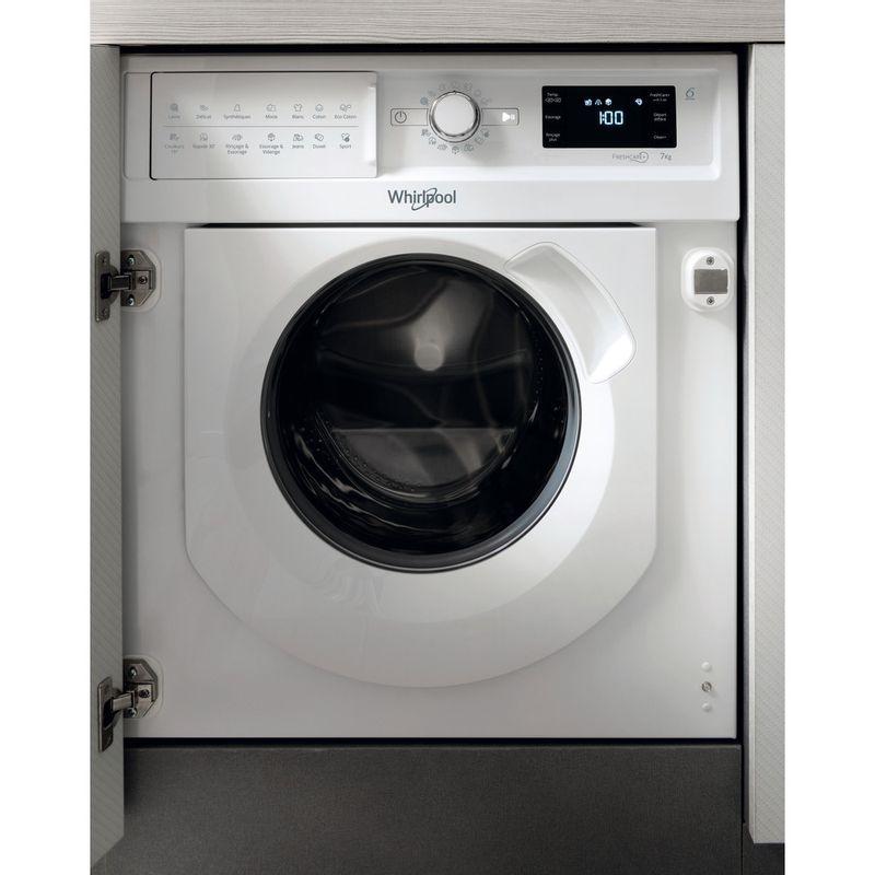 Whirlpool-Lave-linge-Encastrable-BI-WMWG-71484-FR-Blanc-Lave-linge-frontal-A----Frontal