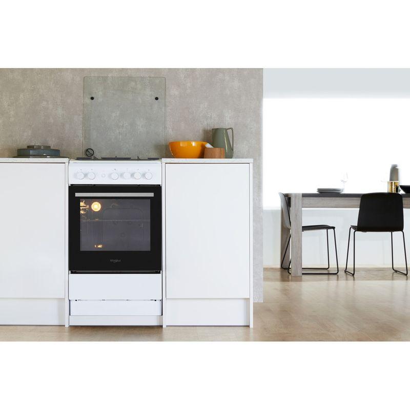 Whirlpool-Cuisiniere-WS5G1PMW-E-Blanc-Gaz-Lifestyle-frontal