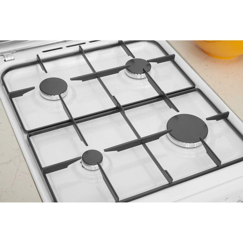 Whirlpool-Cuisiniere-WS5G1PMW-E-Blanc-Gaz-Heating-element