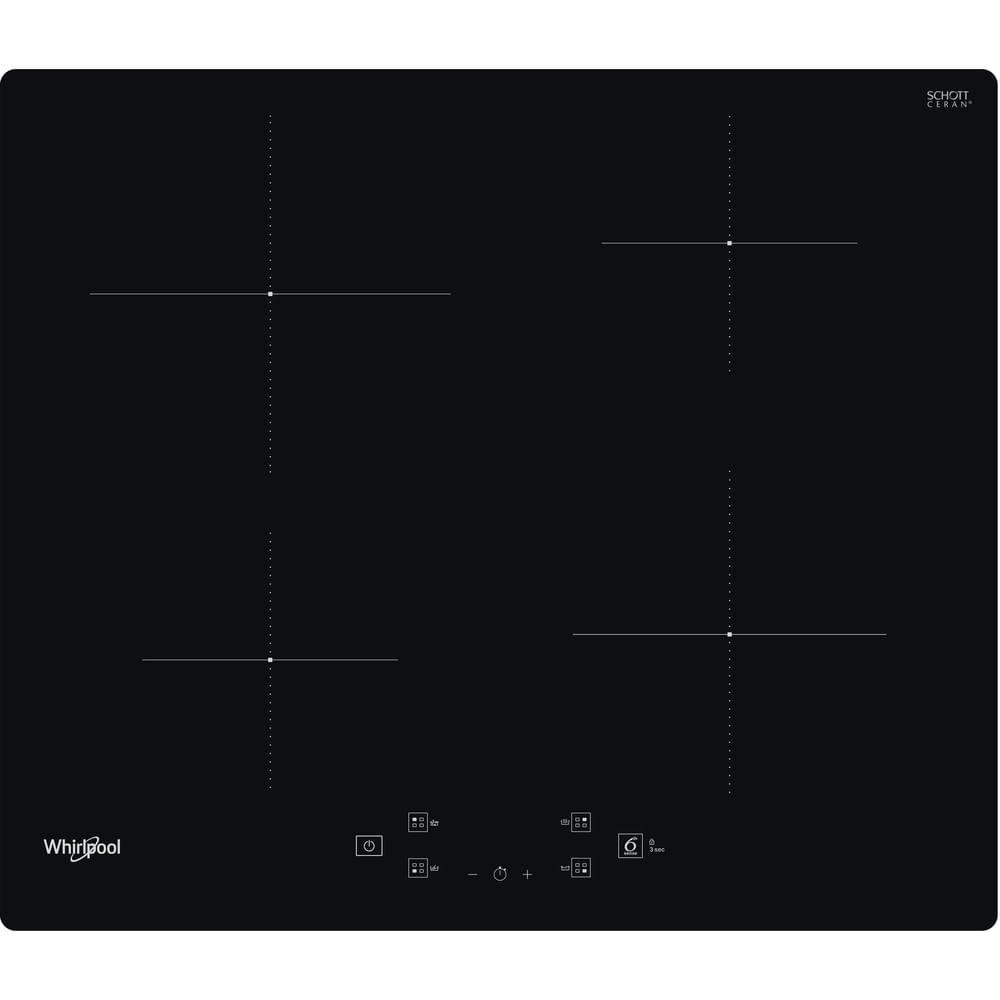 Whirlpool Plaque induction WS Q2160 NE : consultez les spécificités de votre appareil et découvrez toutes ses fonctions innovantes pour votre famille et votre maison.