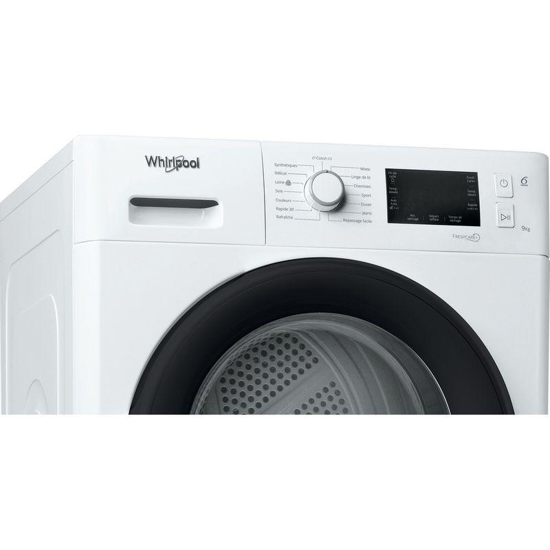 Whirlpool-Seche-linge-FT-M22-9X2B-FR-Blanc-Control-panel