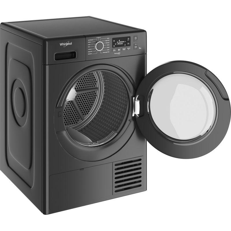 Whirlpool-Seche-linge-FT-CM11-8XBNB-FR-Noir-Perspective-open