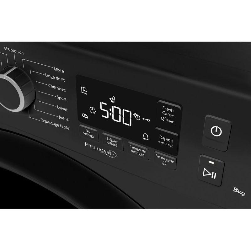 Whirlpool-Seche-linge-FT-CM11-8XBNB-FR-Noir-Control-panel