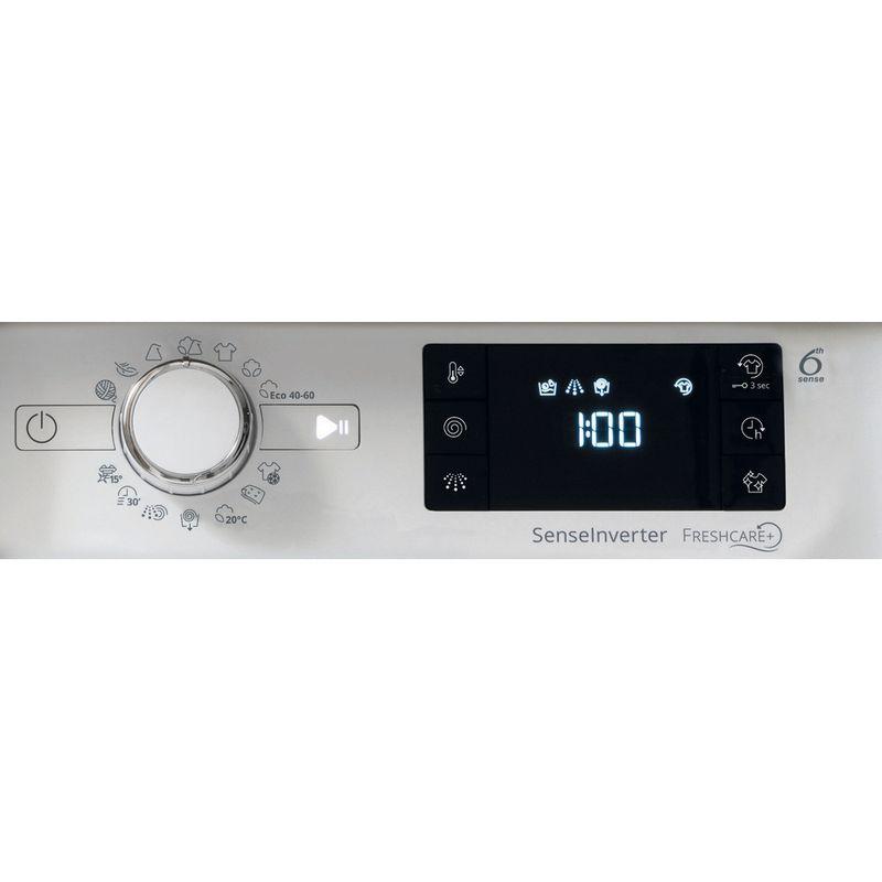 Whirlpool-Lave-linge-Encastrable-BI-WMWG-81484-EU-Blanc-Lave-linge-frontal-C-Control-panel