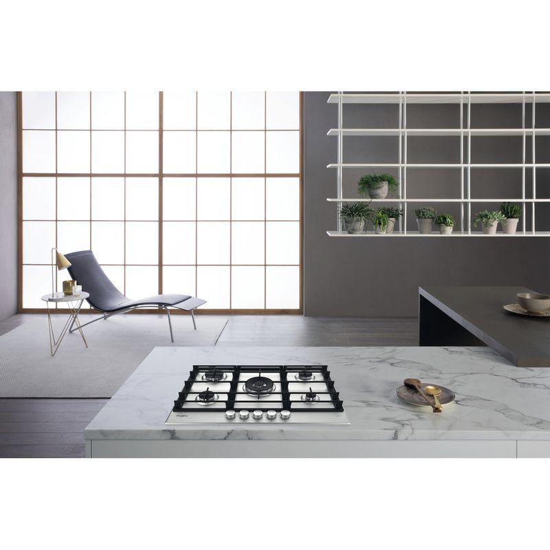 Whirlpool-Table-de-cuisson-GMWL-758-IXL-FR-Inox-Ixelium-Gaz-Lifestyle-frontal-top-down