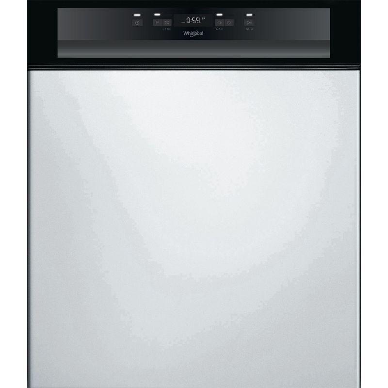 Whirlpool-Lave-vaisselle-Encastrable-WBC-3C34-P-B-Semi-integre-D-Frontal