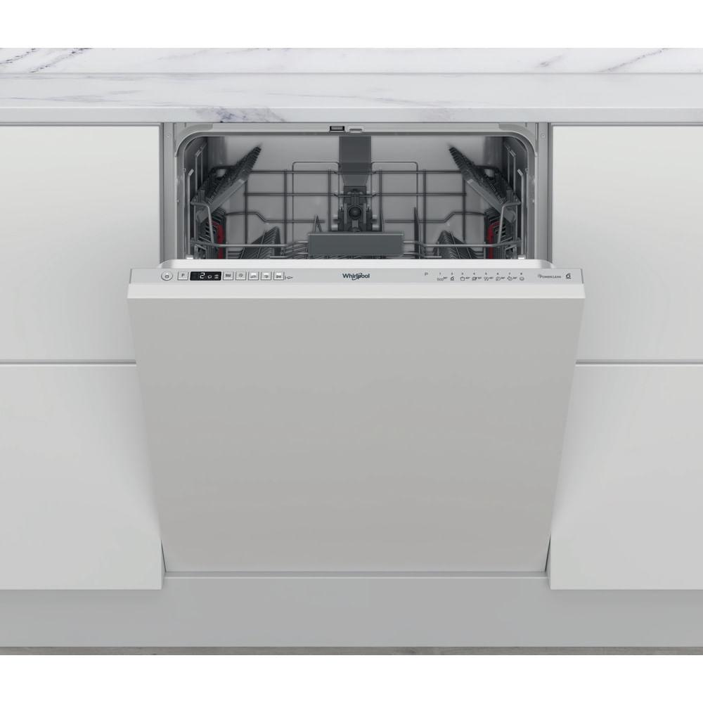 Achetez dès maintenant le lave-vaisselle encastrable WRIC 3C34 PE couleur argent en vente sur Whirlpool et profitez de la livraison gratuite.