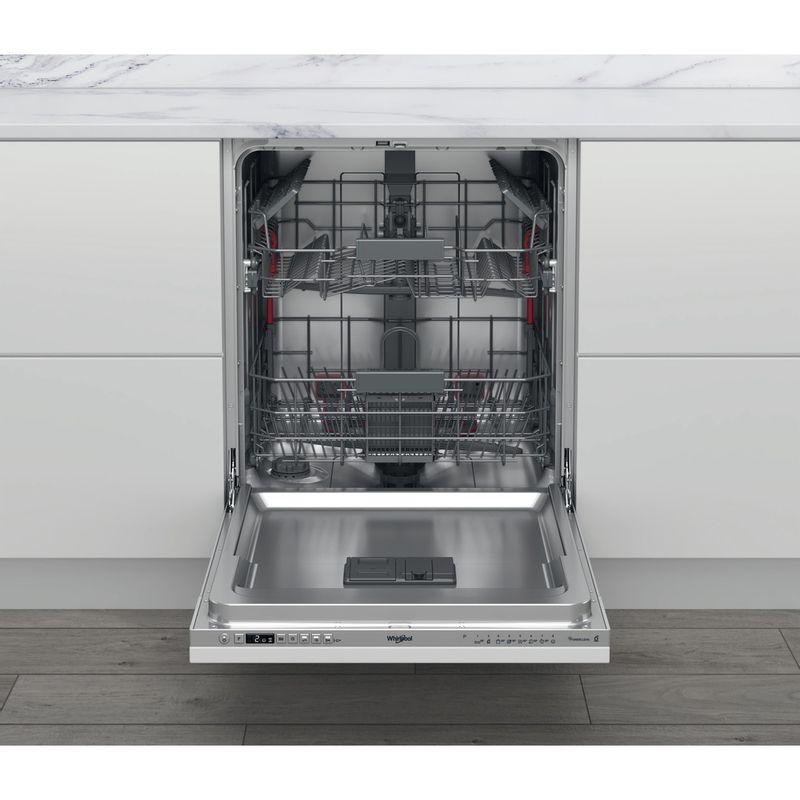 Whirlpool-Lave-vaisselle-Encastrable-WRIC-3C34-PE-Tout-integrable-D-Frontal-open