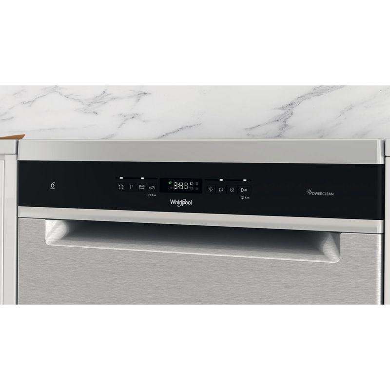 Whirlpool-Lave-vaisselle-Pose-libre-WFO-3O33-PL-X-Pose-libre-D-Control-panel