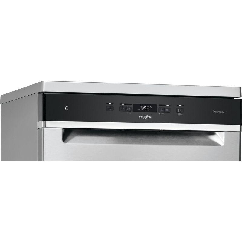 Whirlpool-Lave-vaisselle-Pose-libre-WFC-3C26-P-X-Pose-libre-E-Control-panel