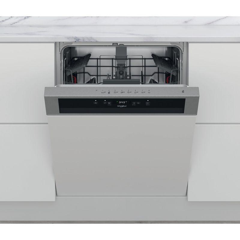 Whirlpool-Lave-vaisselle-Encastrable-WBC-3C26-X-Semi-integre-E-Frontal