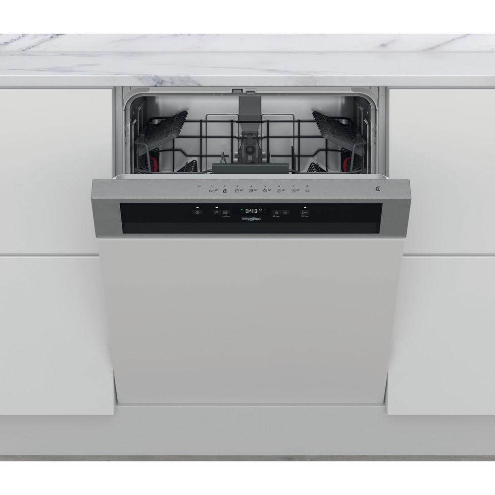 Whirlpool Lave-vaisselle encastrable WBC 3C26 X : consultez les spécificités de votre appareil et découvrez toutes ses fonctions innovantes pour votre famille et votre maison.
