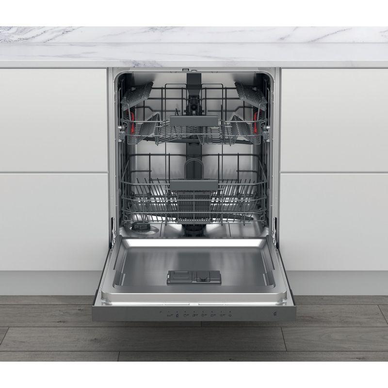 Whirlpool-Lave-vaisselle-Encastrable-WBC-3C26-X-Semi-integre-E-Frontal-open