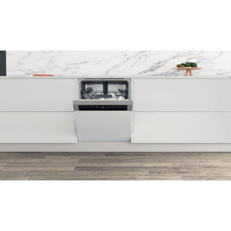 Whirlpool-Lave-vaisselle-Encastrable-WBC-3C26-X-Semi-integre-E-Lifestyle-frontal-open