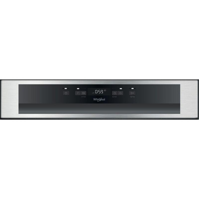 Whirlpool-Lave-vaisselle-Encastrable-WBC-3C26-X-Semi-integre-E-Control-panel