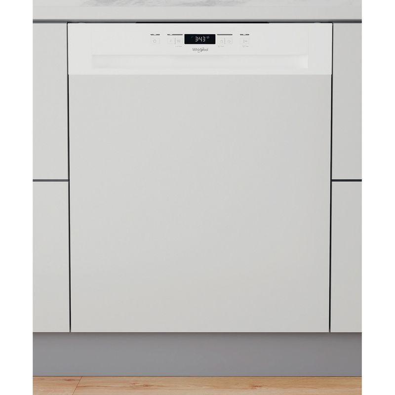 Whirlpool-Lave-vaisselle-Encastrable-WBC-3C26-Semi-integre-E-Lifestyle-frontal