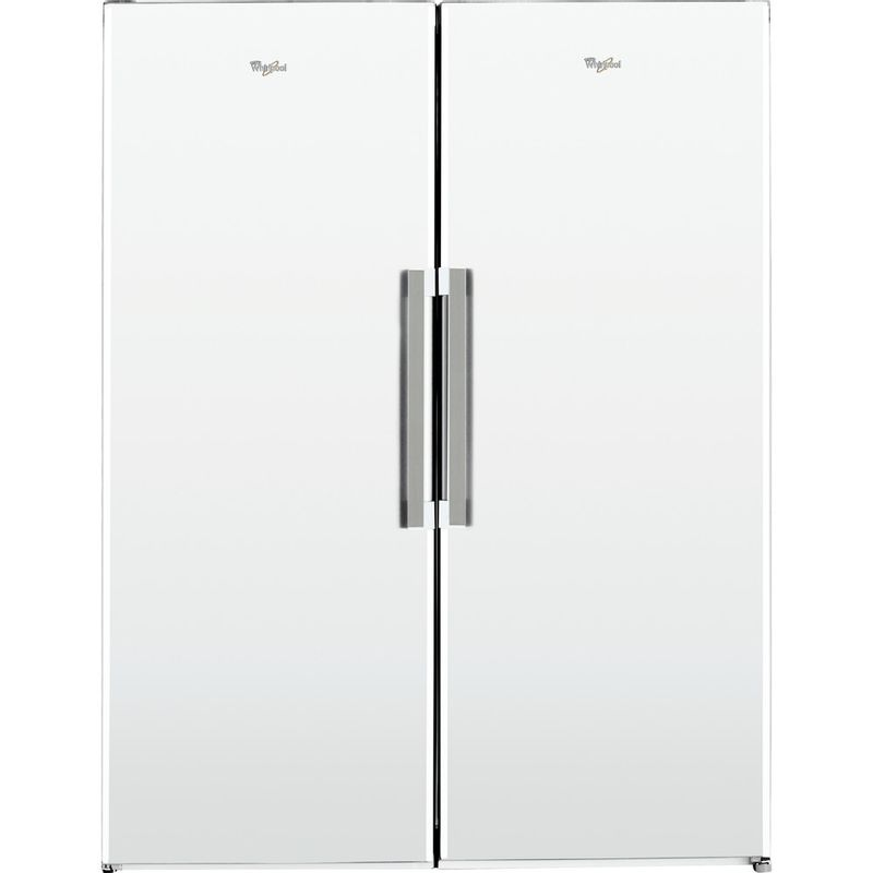 Whirlpool-Refrigerateur-Pose-libre-SW6-A2Q-W-F-2-Blanc-Frontal
