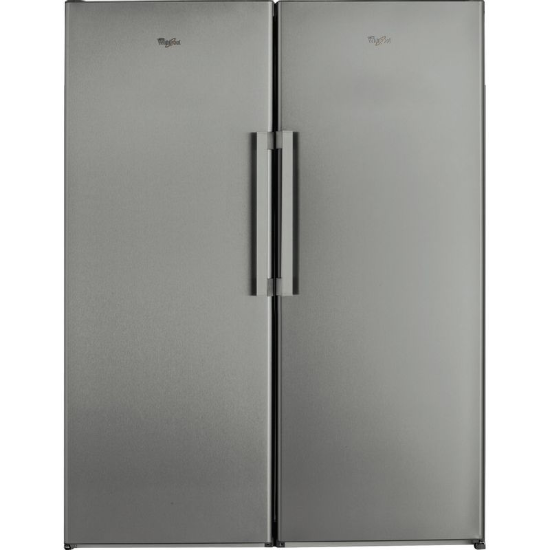 Whirlpool-Refrigerateur-Pose-libre-SW6-A2Q-X-2-Optic-Inox-Frontal