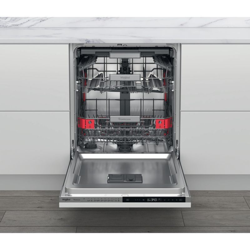 Whirlpool-Lave-vaisselle-Encastrable-WIP-4O41-PLEG-Tout-integrable-C-Frontal-open
